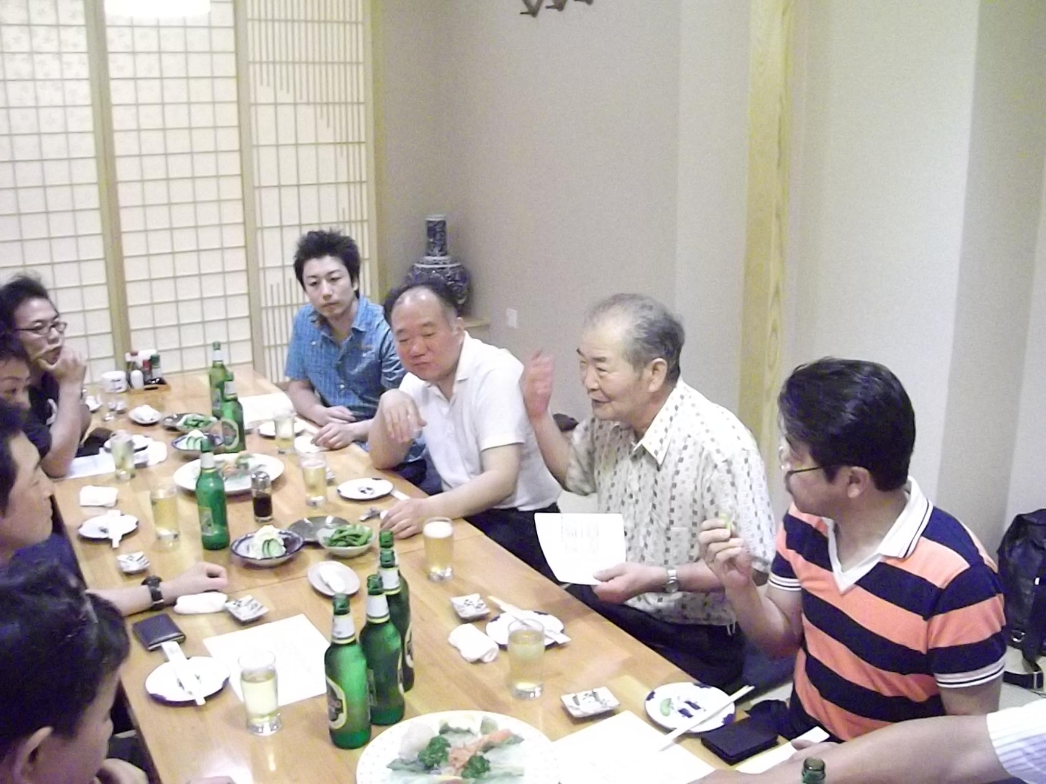 三浦会長(代理)から開会の挨拶です