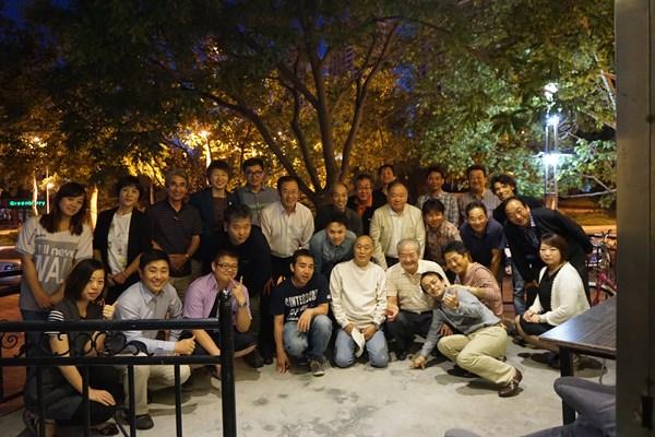 合同写真、皆様ありがとうございました。(≧∇≦)