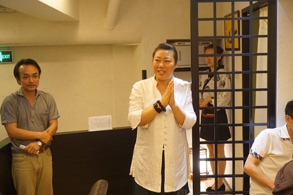【初参加】杏奈の店長です!今日はありがとうございます。