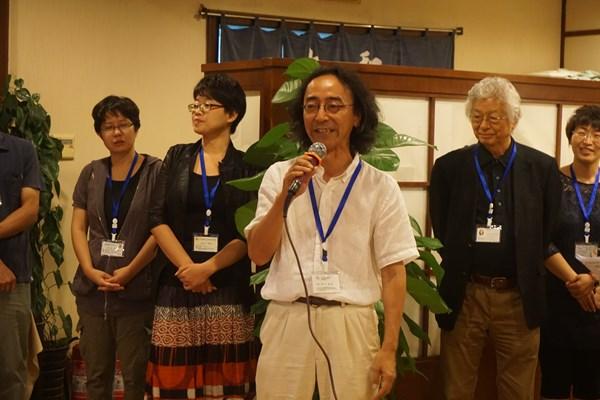 広島文化学園大学(旧呉大学)の先生です。沢山の大連からの留学生を受け入れています。大連にも留学生を連れてきていますよ^^