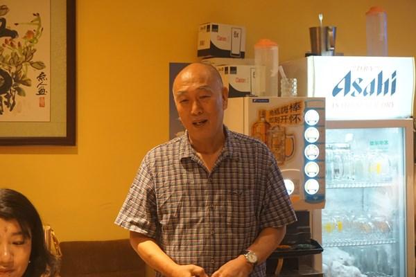 広島県のイタリア料理黎明期を支えた超料理人ですが「ゆかり」焼きそばは気になるそうです(笑)
