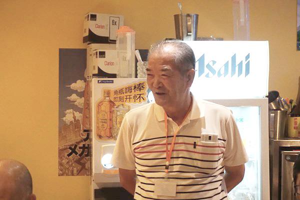 広島県の会長です。いや~たまには、他県との交流もええね~