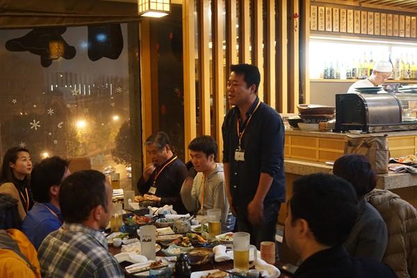 日本料理「御多幸」の店長です。よろしくお願いいたします。