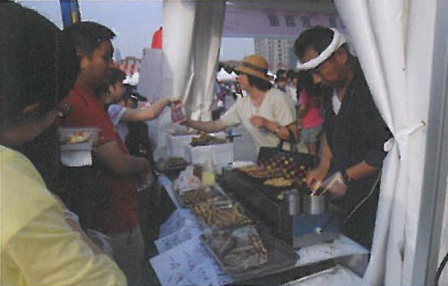 日本料理は、中国人にも大人気!