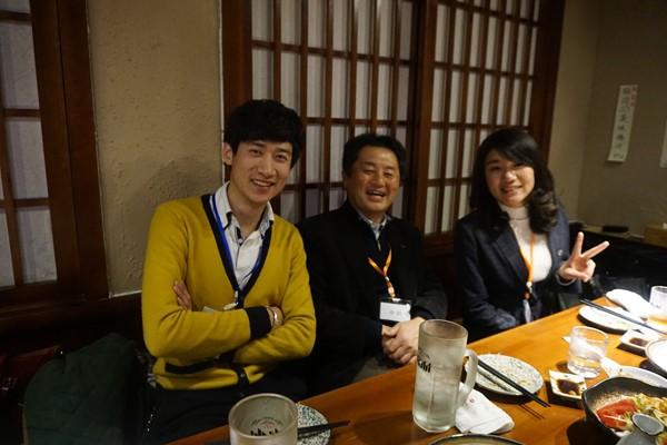 広島県人会で仕事も繋がりました(*^__^*)