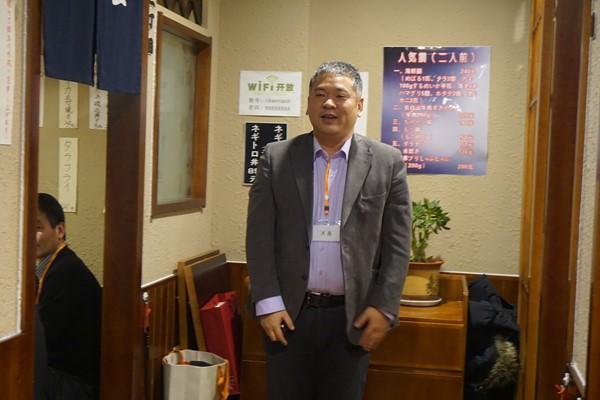 長いことお世話になりました >< 私も一度日本に向かいます。起業します!今後ともよろしくお願いいたします!!