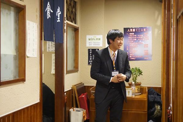 新加入です!三島食品さん後任の方がご挨拶です。よろしくお願いいたします!