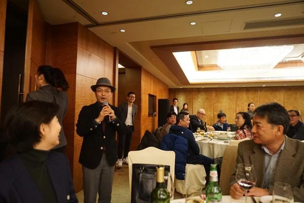 広島県人会の紹介です。事務局からユーモアあふれる説明がありました♪