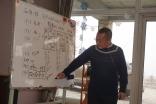 MGの歴史は、歴史をよく知る先生が説明しました。SONYで開発されたのですね。すごい!