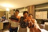[右]高さんも広島文化学園大学卒業生[左]蘇さんも県人会会員さん