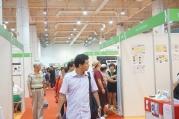 日本商品展覧会の様子