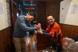 まず、天津観光ルートを企画してくださった、河原さんへ